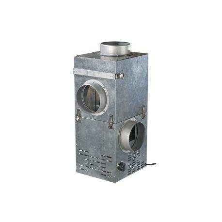 Krbový ventilátor,Vents KAM 125 KFK