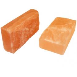 Soľné tehly - rustik - 20 x 10 x 5 cm