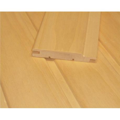 Saunový obklad - Topoľ 16x96 mm
