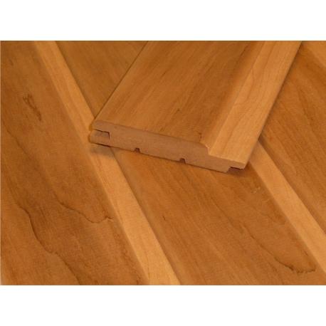 Saunový obklad - Jelša -thermowood 15x80 mm ( tepelne spracované )