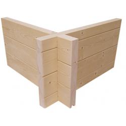 Masívne drevené profily