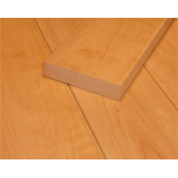 Saunové laty - Jelša (thermowood) 28x90 mm ( tepelne spracované )