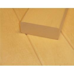 Saunové laty - Abachi 28x80 mm