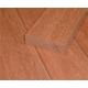 Saunové laty - Meranti 25x80 mm
