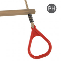 Ring Trapeze - červená