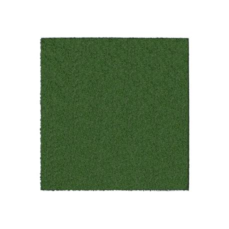 Dopadová doska - zelená 50x50x3 cm