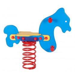 Pružinová hojdačka - koník 1