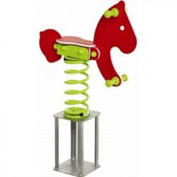 Pružinová hojdačka - koník 2
