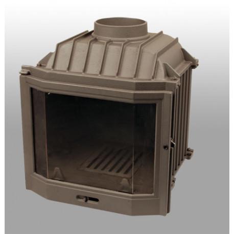 Zeus 51 liatinová - /9 kW/ krbová vložka /HAKR TRADE - CZ/