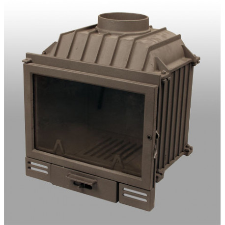 Zeus 503 liatinová - /9 kW/ krbová vložka /HAKR TRADE - CZ/