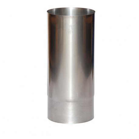 Nerezový dymovod o 120 / 500 / 0,6mm
