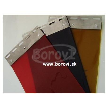 Zvárací PVC záves - návin 50bm ( 2 x 300 mm )