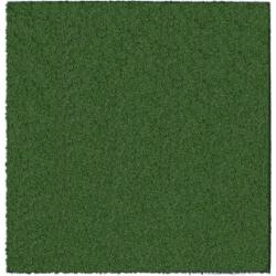Dopadová doska - zelená - 50x50x7 cm