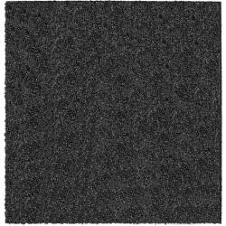 Dopadová doska - čierna 100x100x7 cm