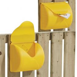 Poštová schránka - lime