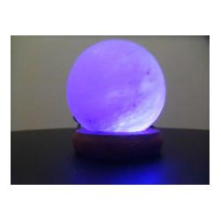 Soľné lampy - USB - led guľa - 0,45-0,55kg