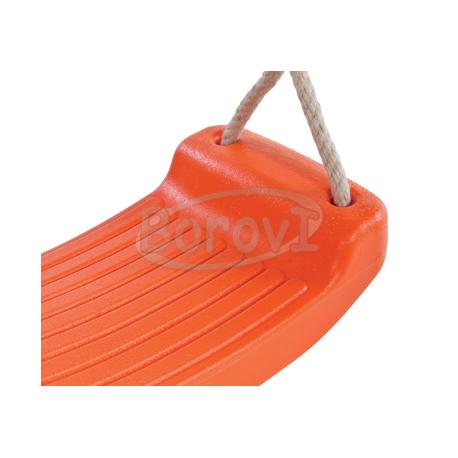 Hojdačka - oranžová