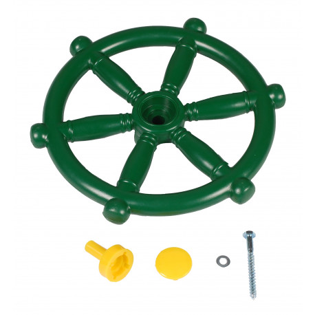 Kormidlo MARINE - zelené