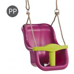 Luxe baby - plastová fialová