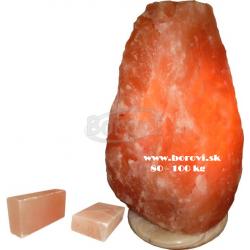 Soľná lampa -  81-100 kg