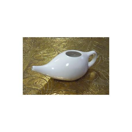 Netti Pot Made of Ceramic Meterial