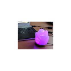 Soľné lampy -  USB - led 1 - 1,5 kg