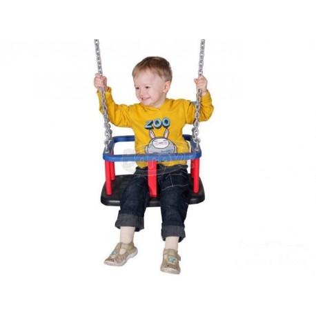 Hojdačka Swing baby + reťaze
