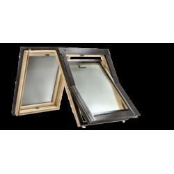 Strešné okná - FBB - drevené 78x100cm