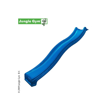 šmýkačka - modrá 2,95 m