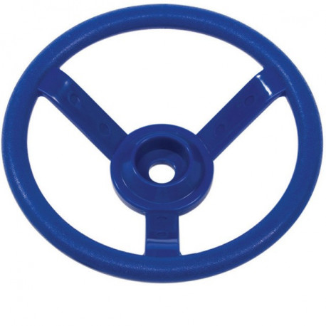Volant - modrý