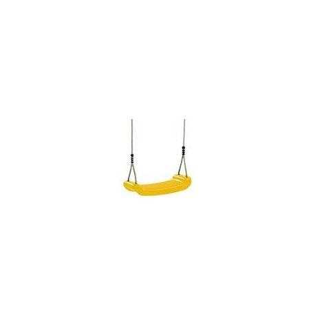 Hojdačka - žltá